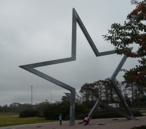 The Texas lone starthe Texas lone star
