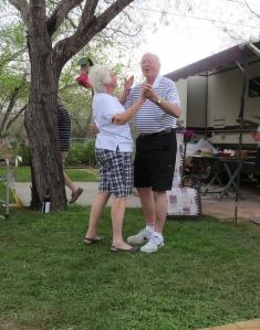 Doc & Carma 59 years wed