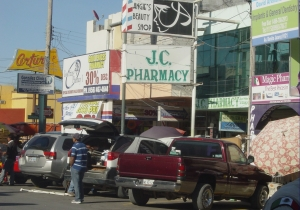 pharmacies and dentist everywhere