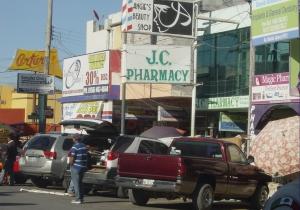 pharmacies and dentist everywhere