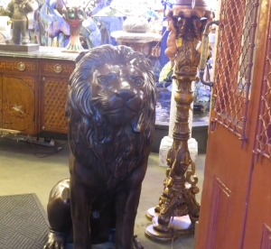 Antique lion - another must have