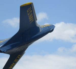 Blue Angels - up, up and away