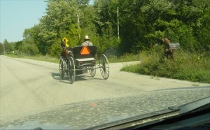 A Mennonite country resident
