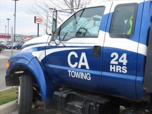 Another tow
