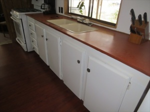 New cabinets or repaint?
