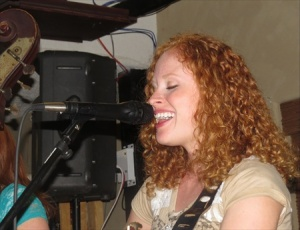 Kendra- the lead singer