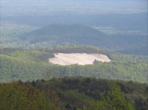 Stone at Stone Mountain